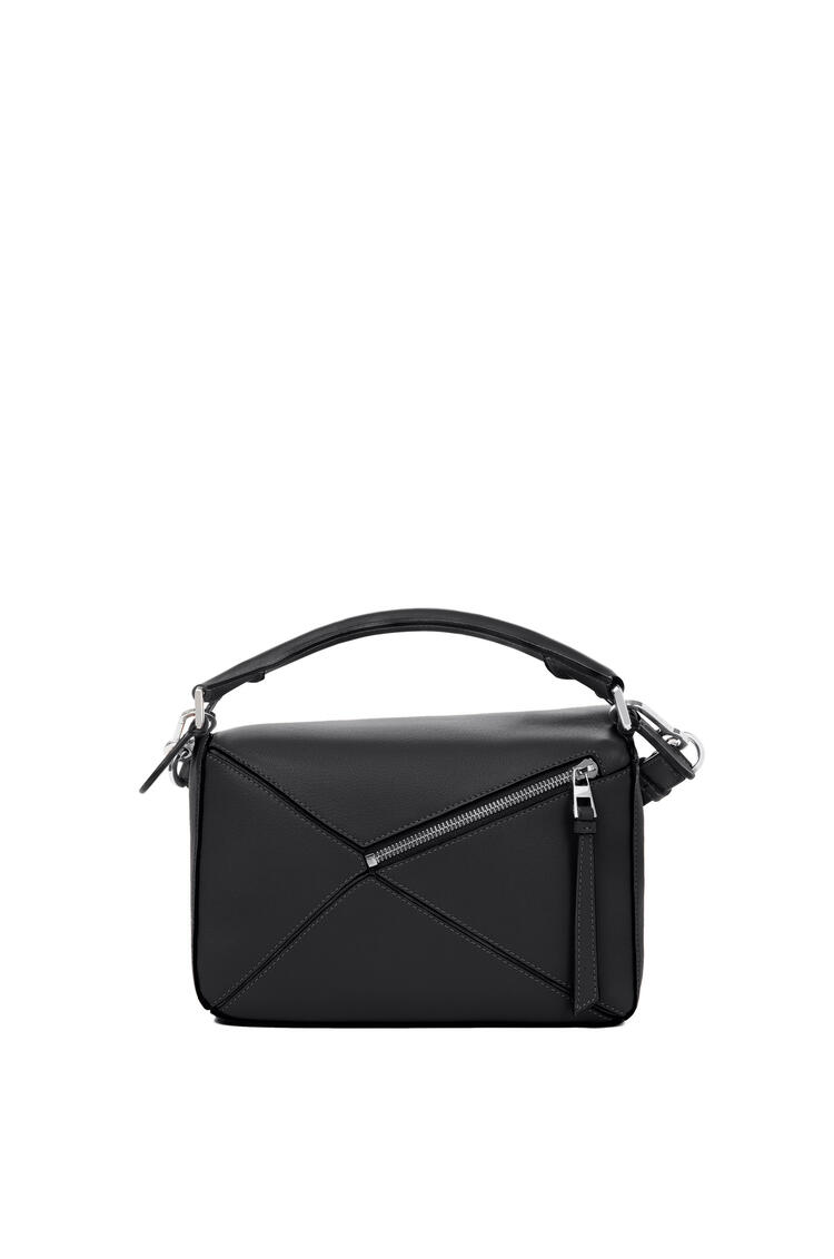 LOEWE Small Puzzle bag in classic calfskin Black pdp_rd