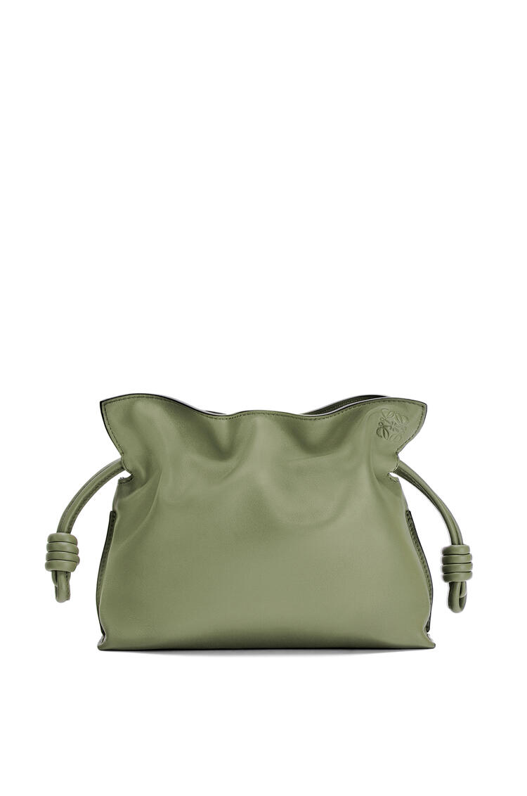 LOEWE Flamenco clutch in nappa calfskin Rosemary pdp_rd