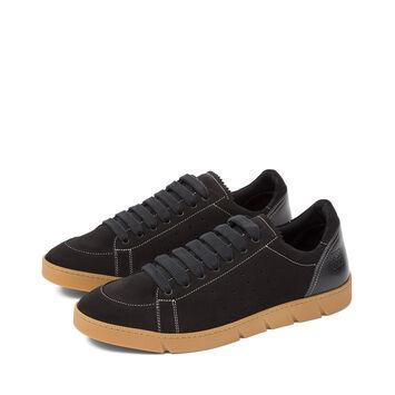 LOEWE Sneaker 黑色 front
