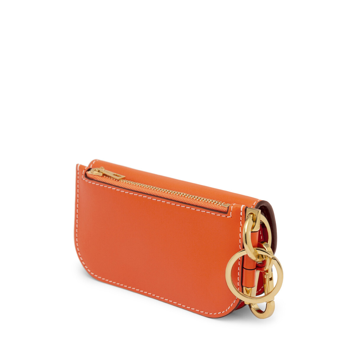 LOEWE Gate Mini Orange/Oxblood front