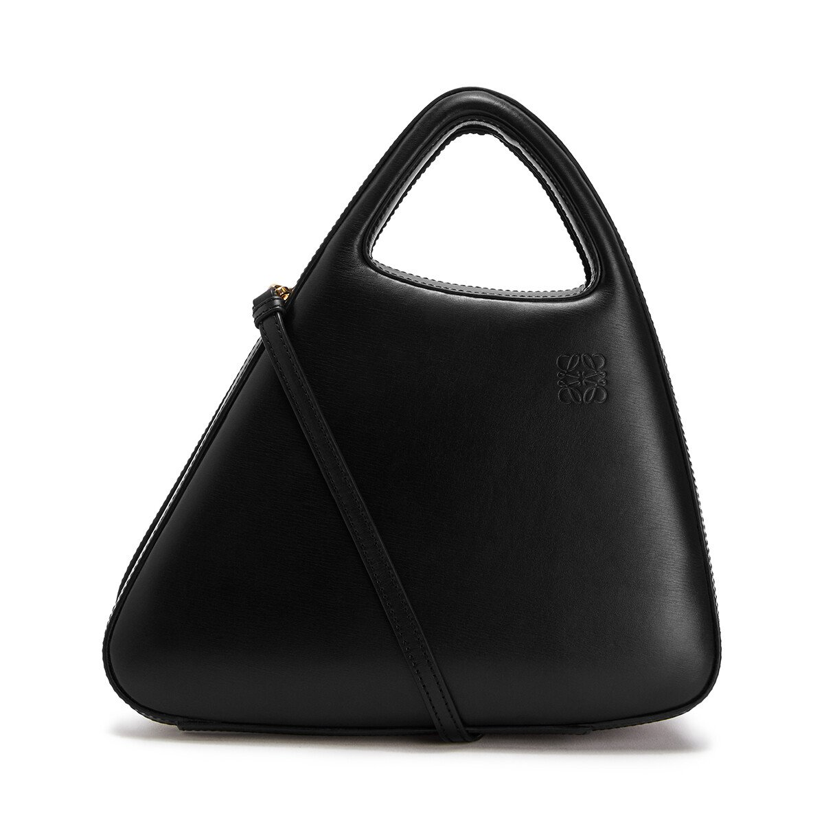 LOEWE Architects A Bag 黑色 front