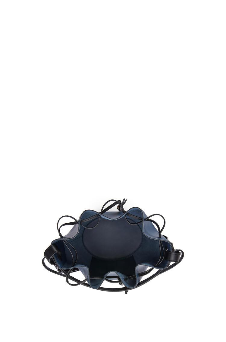 LOEWE Balloon bag in nappa calfskin Indigo Dye/Black pdp_rd