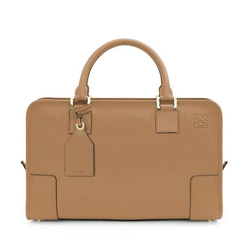 LOEWE Amazona Bag Mink Color front