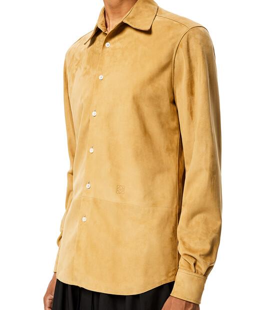 LOEWE Shirt 金色 front