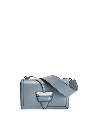 LOEWE 牛皮革 Barcelona 手袋 灰蓝色 pdp_rd