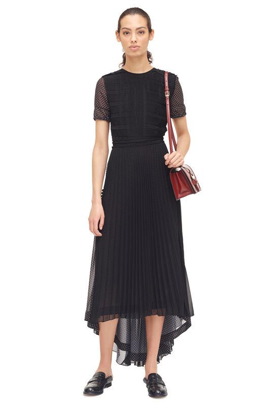 LOEWE Polka Dot Long Dress Negro all
