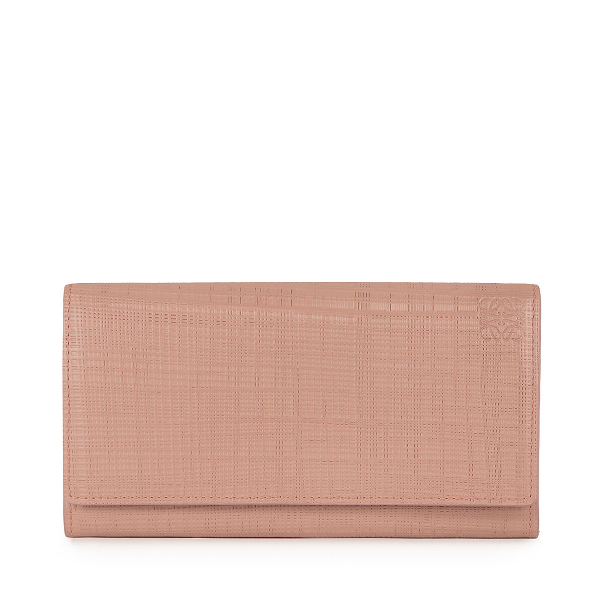 LOEWE Continental Wallet Blush all