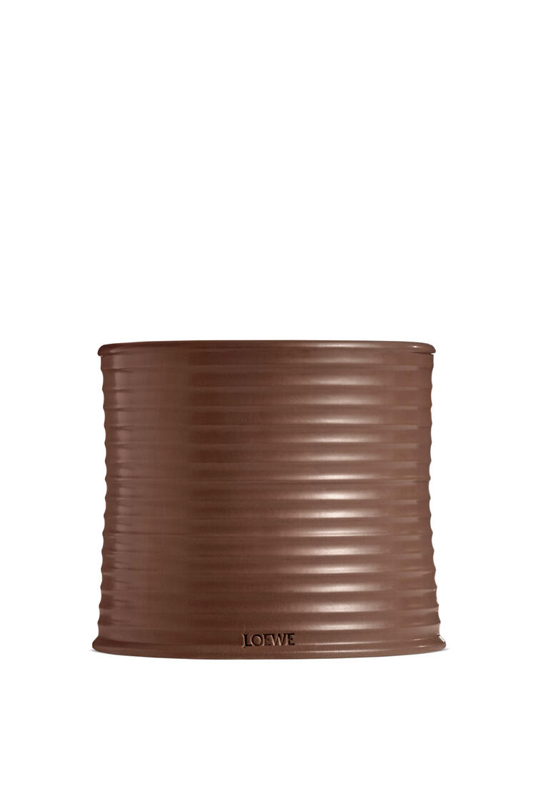 LOEWE Medium Coriander candle Brown pdp_rd