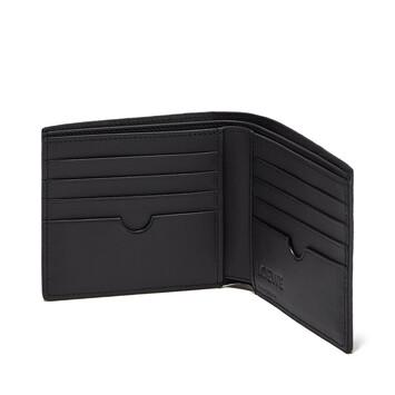 LOEWE Puzzle Bifold Wallet Cognac front