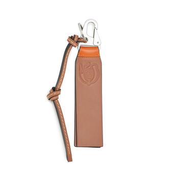 LOEWE Eye/Loewe/Nature Charm Pequeño Naranja/Bronceado front