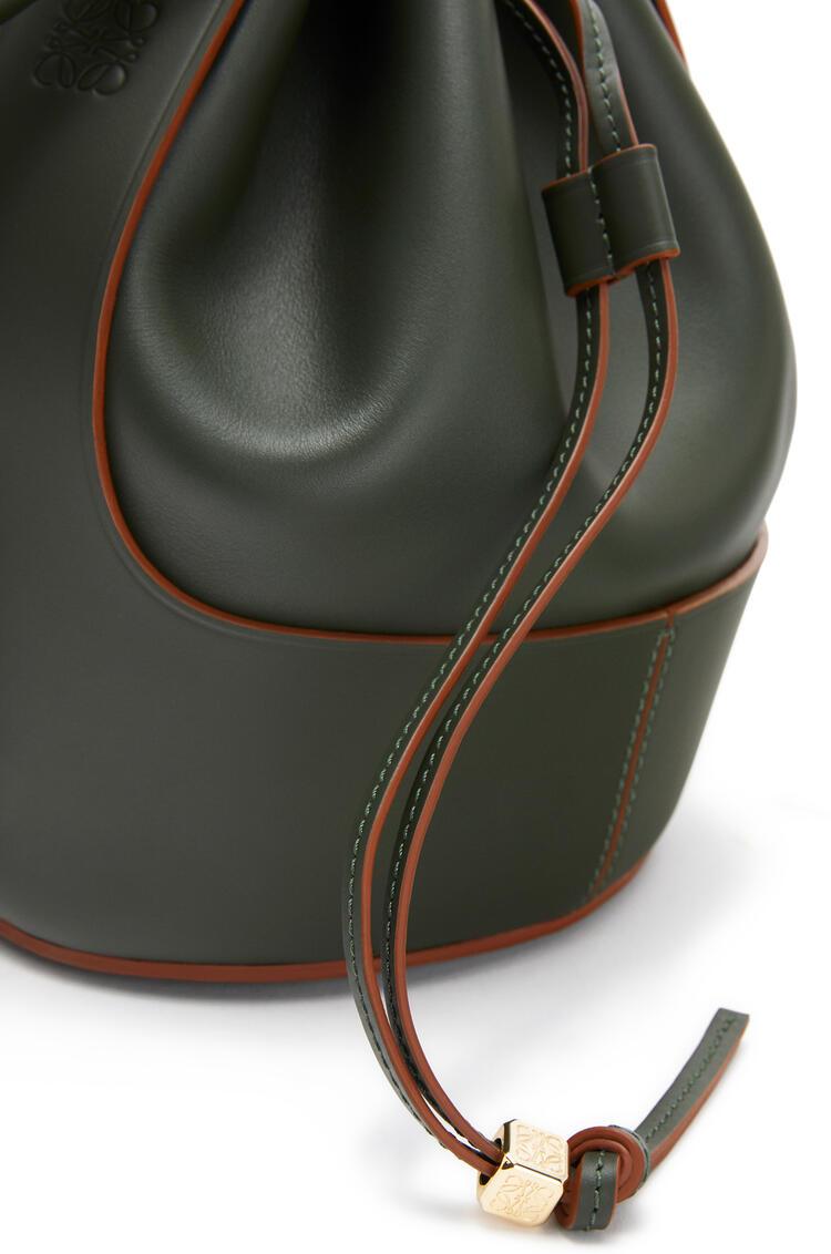 LOEWE 小号小牛皮 Balloon 手袋 Vintage Khaki pdp_rd