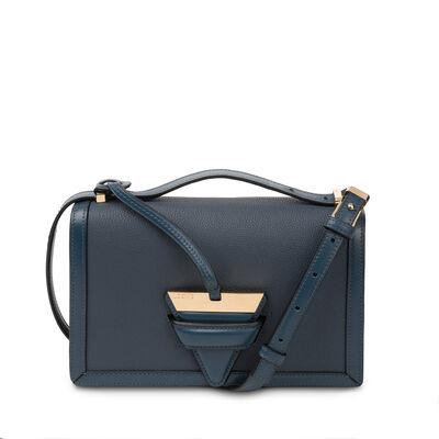 LOEWE Barcelona Bag Indigo front