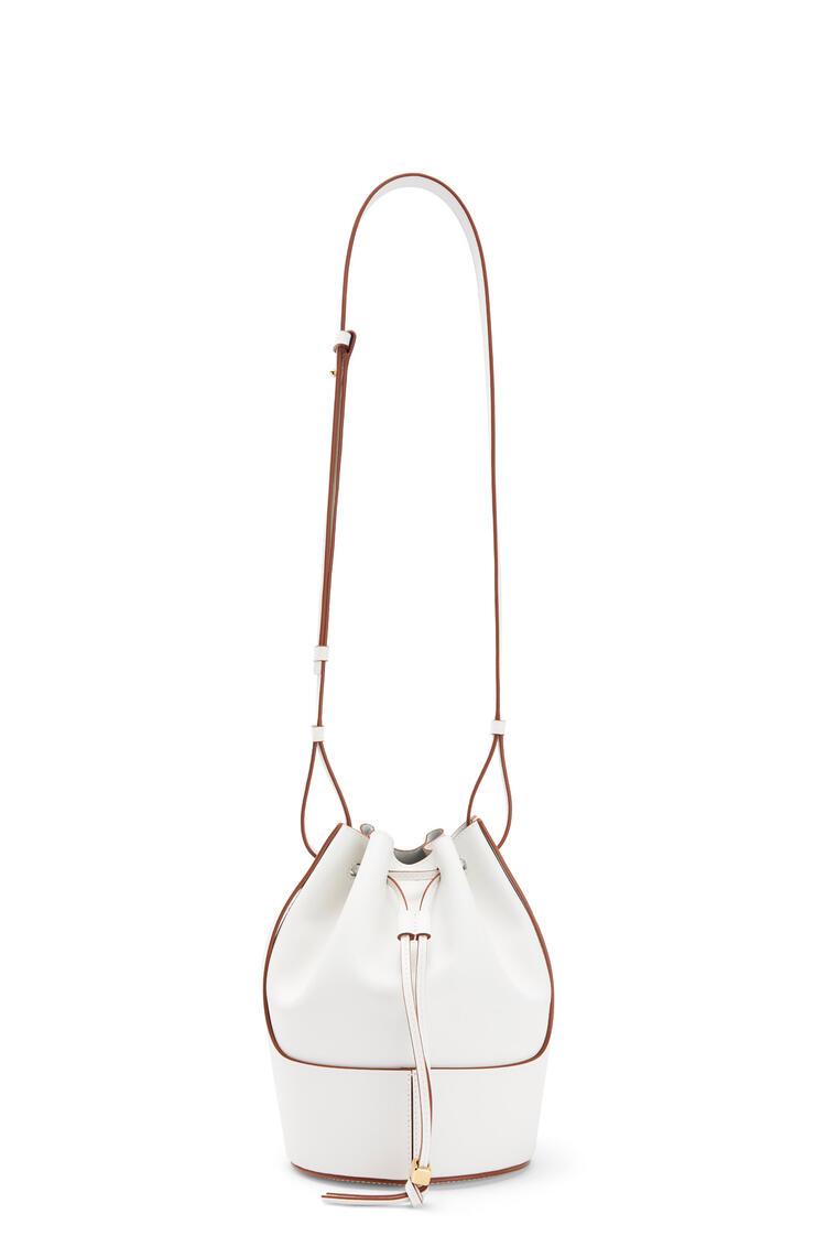LOEWE Small Balloon bag in nappa calfskin Soft White pdp_rd
