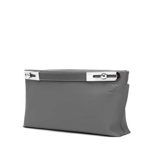 LOEWE Missy Small Bag Anthracite front