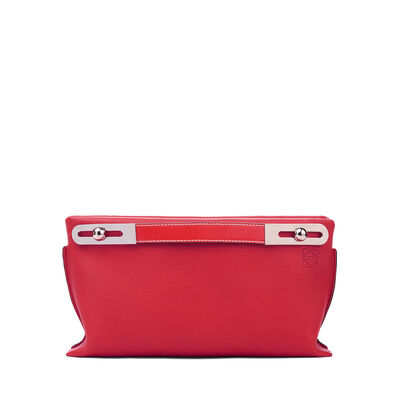 LOEWE Missy Small Bag Rouge front