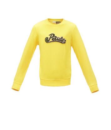 LOEWE Paula Sweatshirt Yellow front