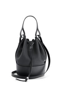 LOEWE Balloon bag in grained calfskin Black pdp_rd