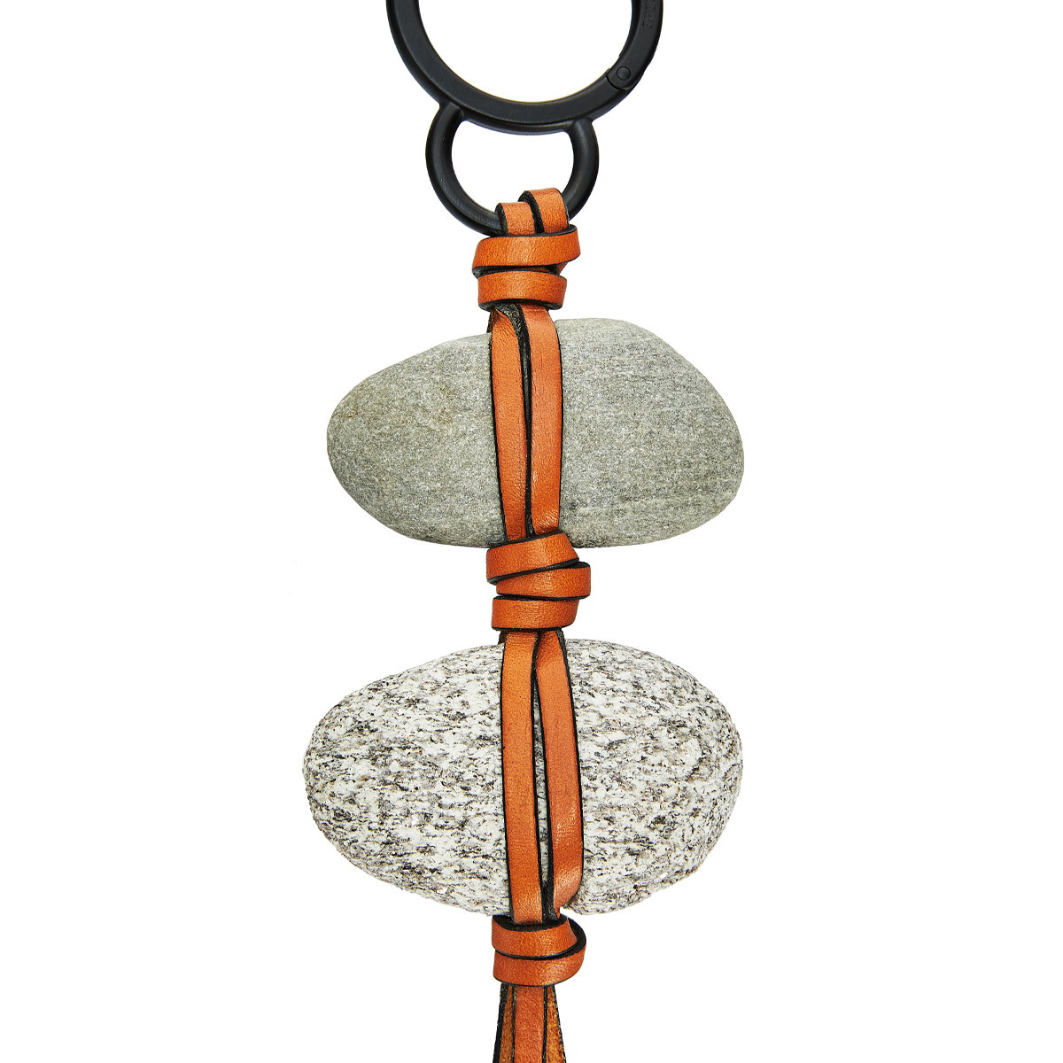 Knotted Stones Charm