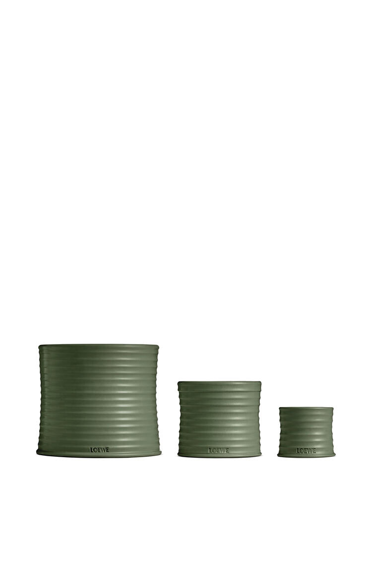 LOEWE Scent of Marihuana candle Dark Green pdp_rd