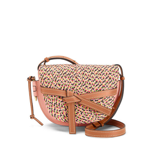 LOEWE Bolso Gate Pequeño Blossom front