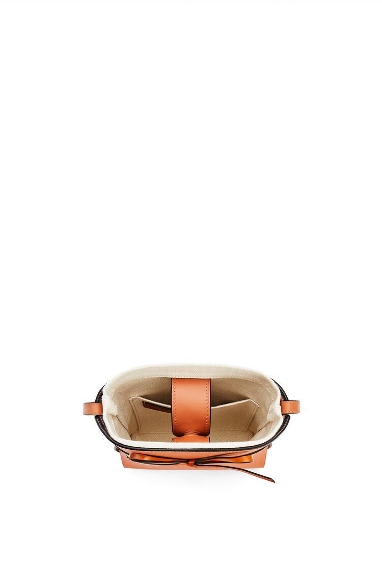 LOEWE Ikebana bag in calfskin Tan pdp_rd