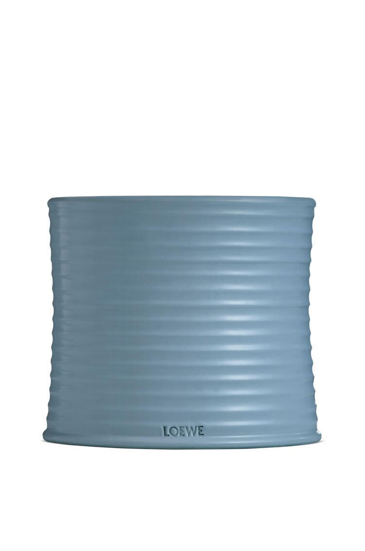 LOEWE Large Cypress Balls candle Baby Blue pdp_rd