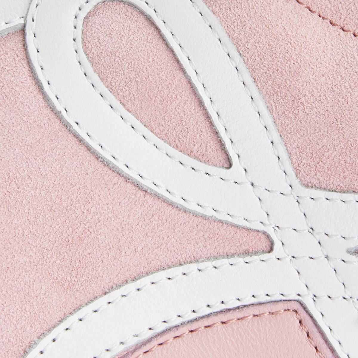 LOEWE Sneakers Rosa/Blanco front