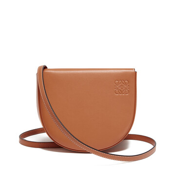 LOEWE Heel Bag 棕色 front