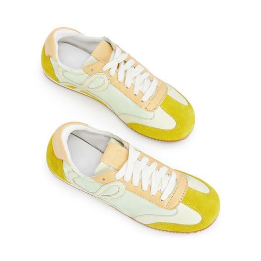LOEWE Ballet Runner Amarillo Multitono front