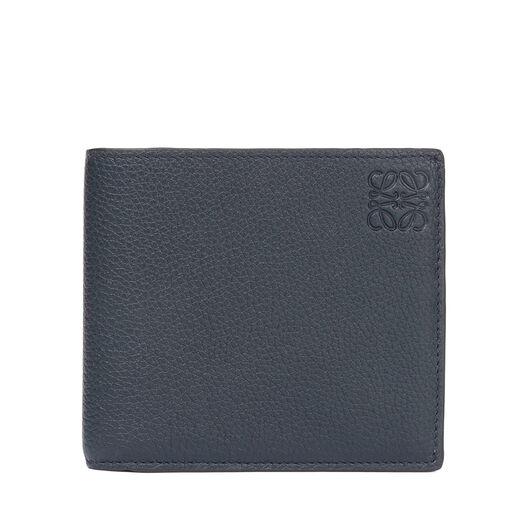 LOEWE Bifold Wallet Midnight Blue/Black all