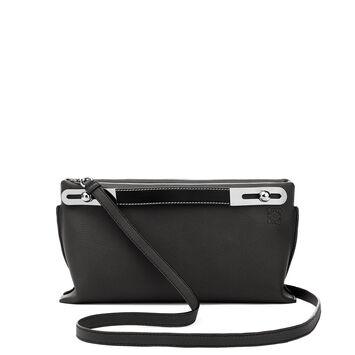 LOEWE Missy Small Bag Black front