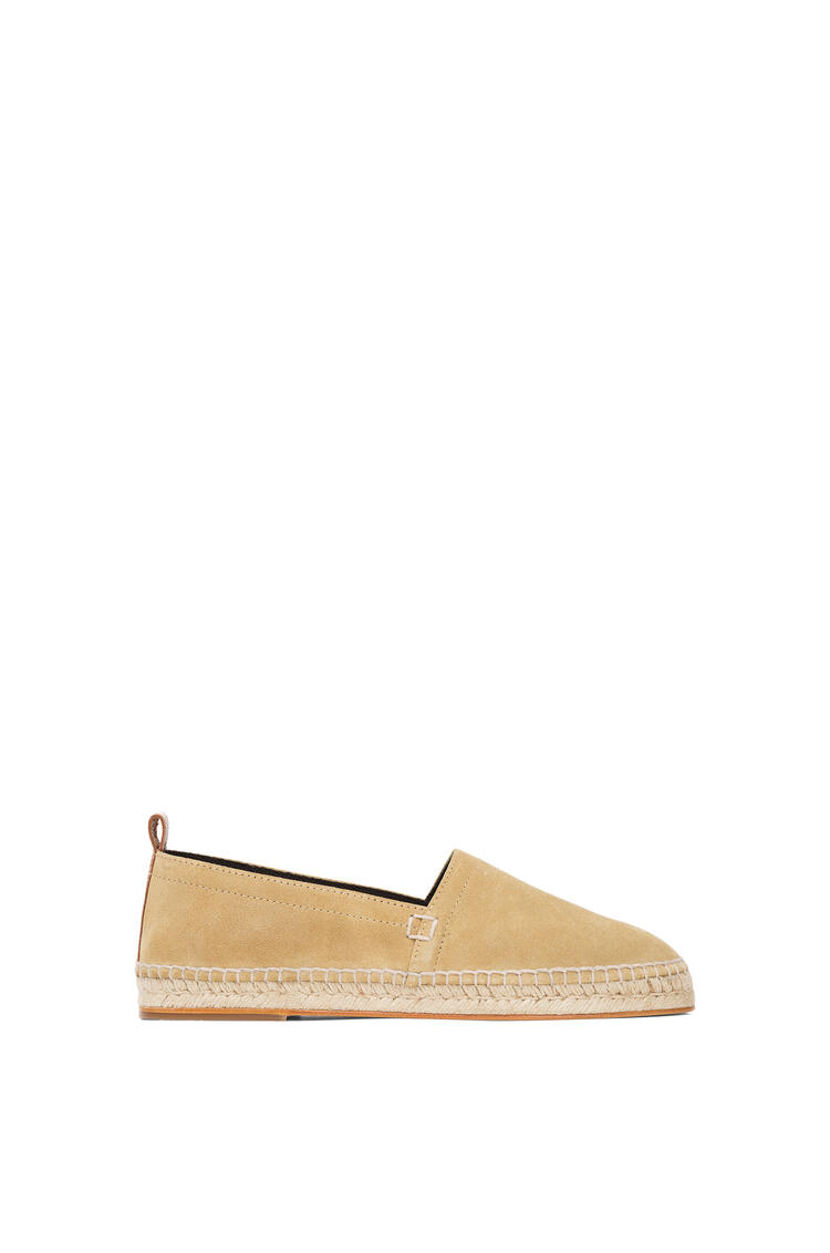 LOEWE Espadrille Oro Gold pdp_rd