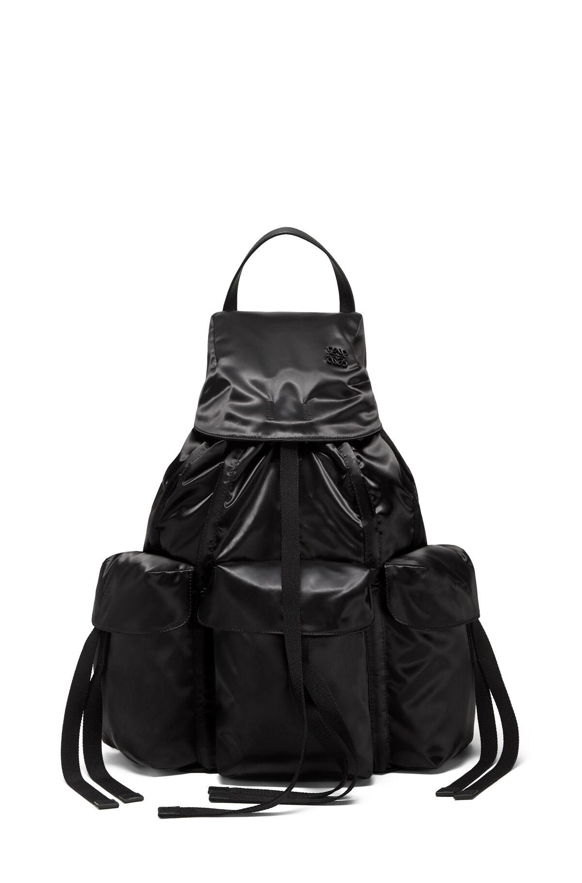 LOEWE Rucksack Black all