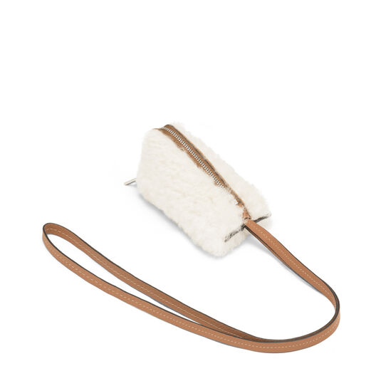 LOEWE Pouch Monedero Z Natural/Bronceado all