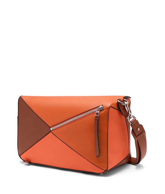 LOEWE Puzzle Xl Bag Ginger Multitone all