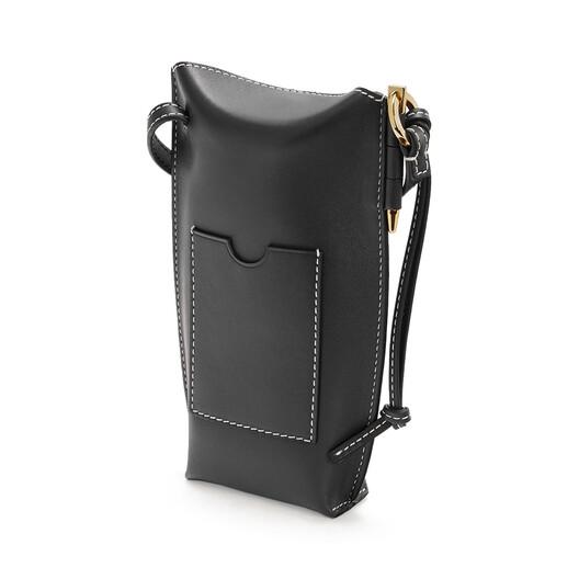 LOEWE Gate Pocket Black front