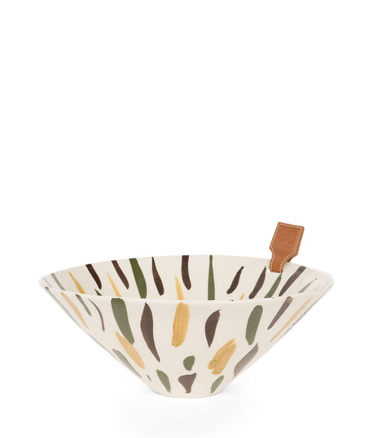 LOEWE Small Serving Bowl Multicolor all