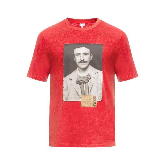 Tシャツポートレート