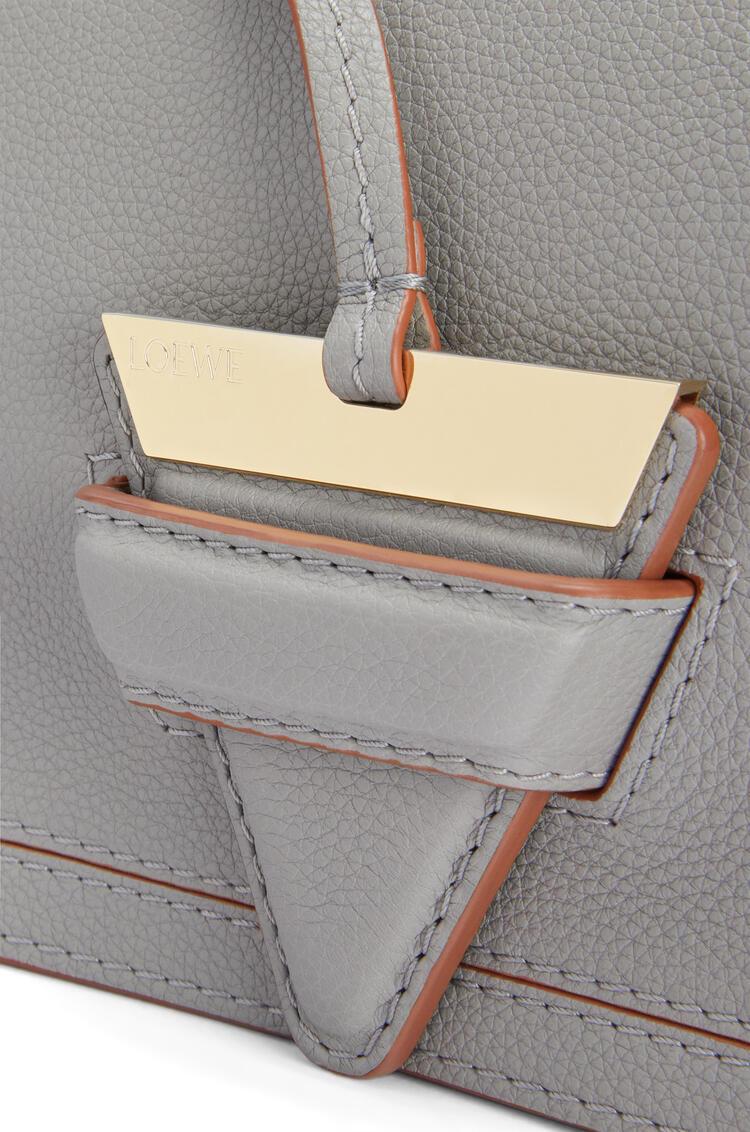 LOEWE Barcelona bag in soft grained calfskin Smoke pdp_rd