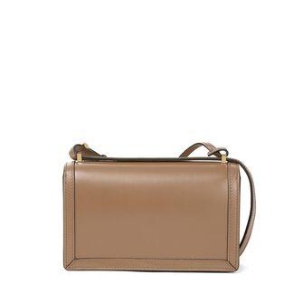 LOEWE Barcelona Small Bag 粉灰色 front