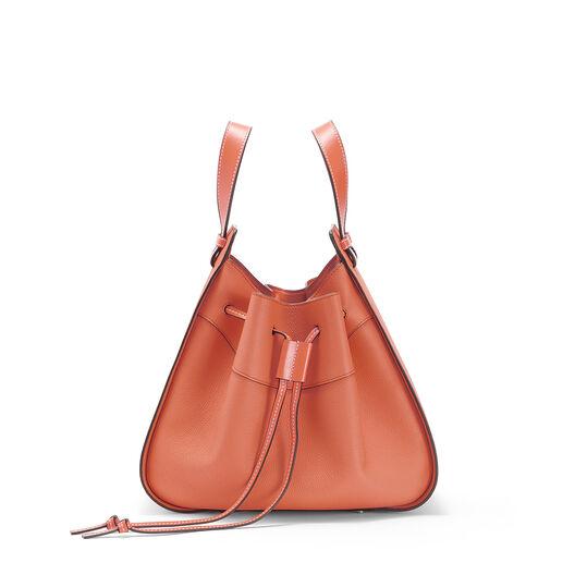 LOEWE Hammock Dw Medium Bag Pink Tulip all