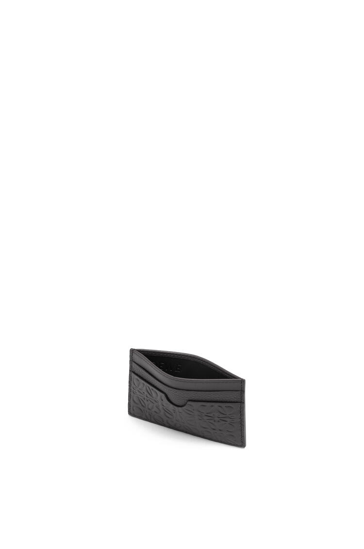 LOEWE プレーン カードホルダー(カーフスキン) ブラック pdp_rd