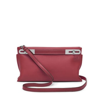 LOEWE Missy Small Bag Raspberry front