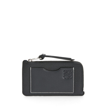 LOEWE Coin Cardholder Large Negro front