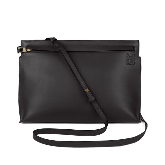 LOEWE Bolso T  Pouch Negro front