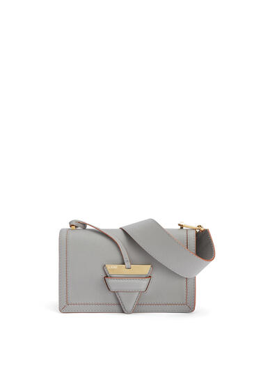 LOEWE Barcelona bag in soft grained calfskin Smoke pdp_rd