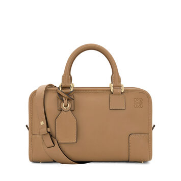 LOEWE Amazona 28 Bag Mink Color front