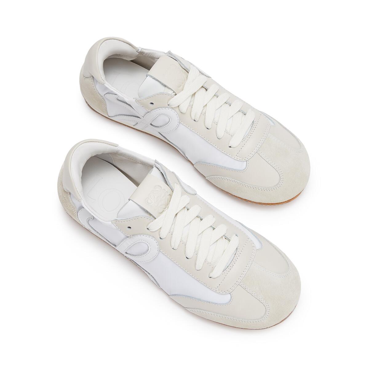 LOEWE Ballet Runner Blanco/Crudo front