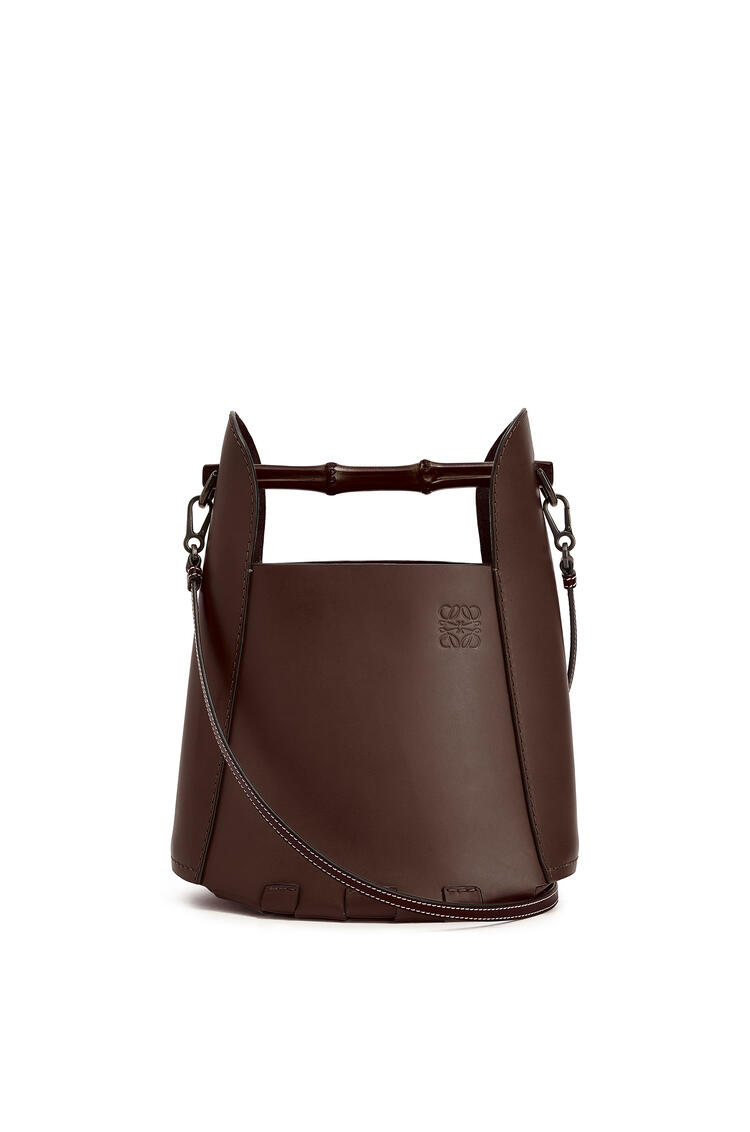 LOEWE バンブー バケットバッグ(カーフスキン) チェスナット pdp_rd