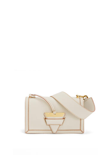 LOEWE Barcelona bag in soft grained calfskin Light Oat pdp_rd